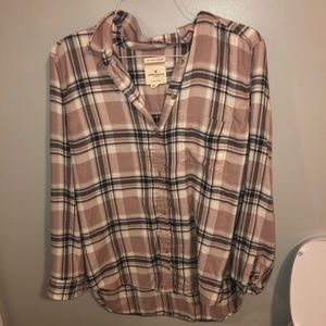 Soft and sexy flannel